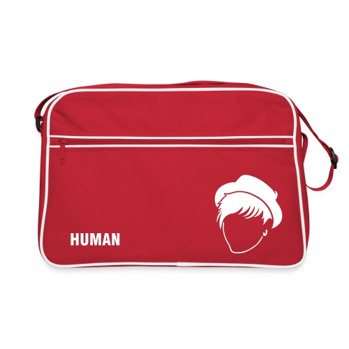 Bag - HUMAN + Head - Retro Tasche