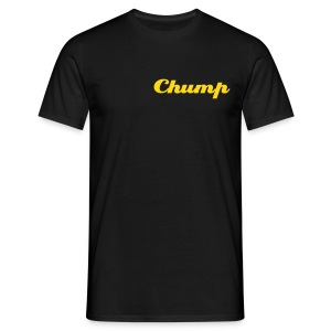 Chump (Black) - Men's T-Shirt