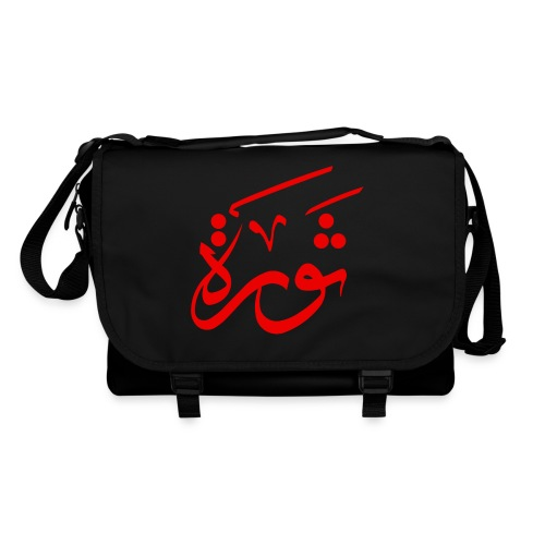 Bag - Revolution red - Umhängetasche