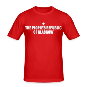People's Republic - Men's Slim Fit T-Shirt
