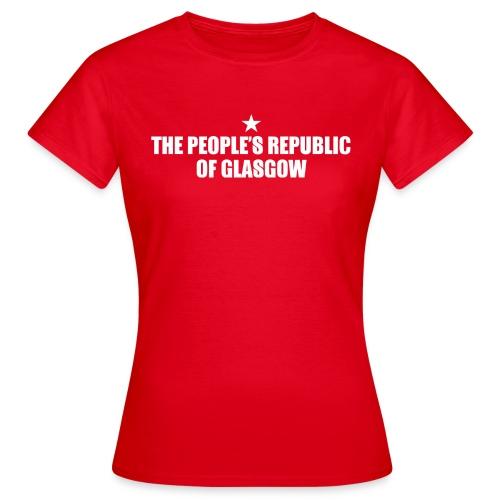 People's Republic - Women's T-Shirt