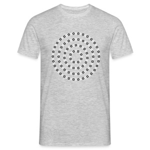 Order Out Of Chaos grey Men - T-shirt Homme