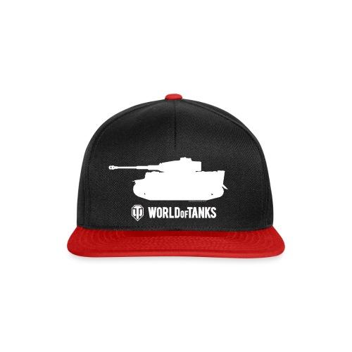 World of TanksTiger Snapback Cap - Snapback Cap