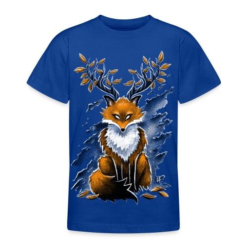 Deer Fox - Teenage T-Shirt