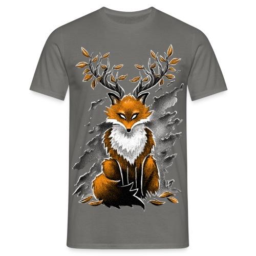 Deer Fox - Men's T-Shirt