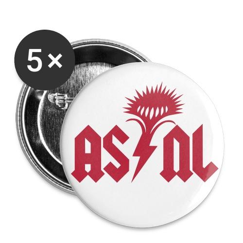 Badge AS/NL - Badge petit 25 mm