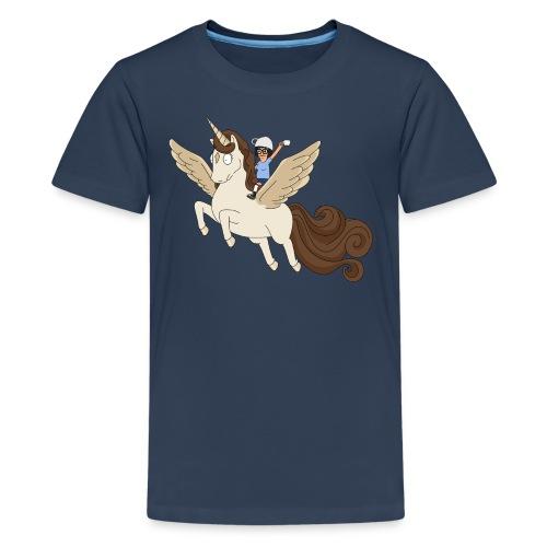 Bobs Burgers Coffepegacorn - Teenager Premium T-Shirt