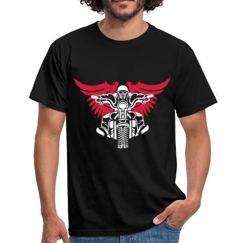Born To Ride - Camiseta hombre