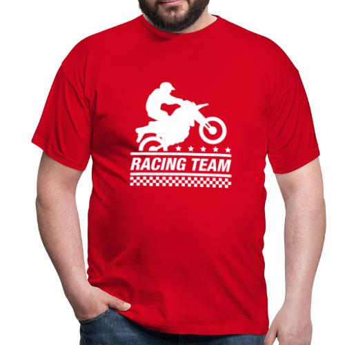 Racing Team - Camiseta hombre