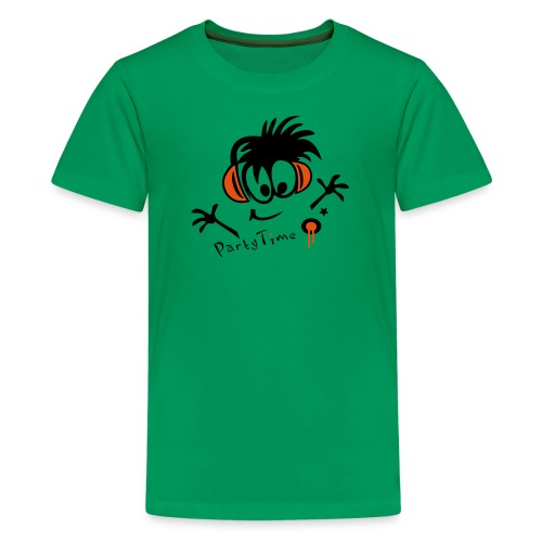 DJ - Teenager Premium T-Shirt