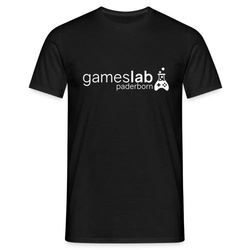 Male White - Männer T-Shirt