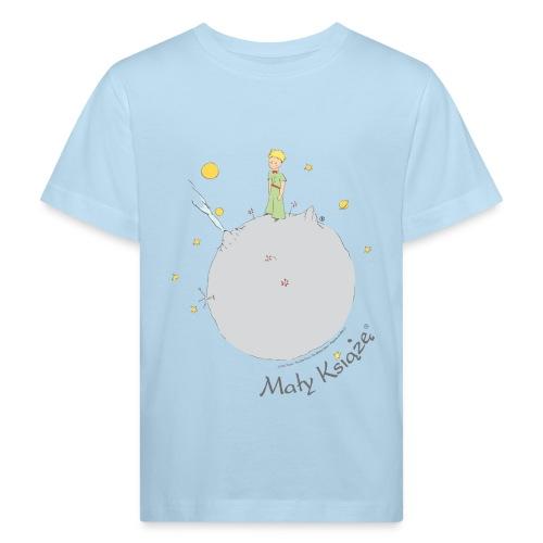 PL Buchcover - Kinder Bio-T-Shirt