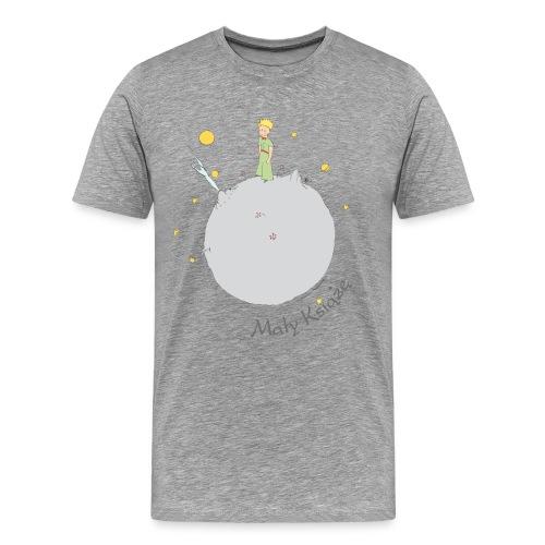 PL Buchcover - Männer Premium T-Shirt
