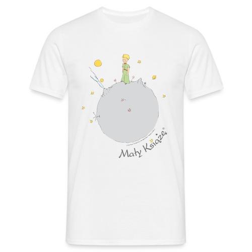 PL Buchcover - Männer T-Shirt