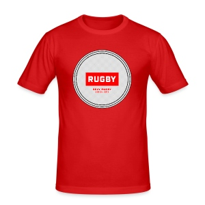 Tee Shirt Rugby - Tee shirt près du corps Homme