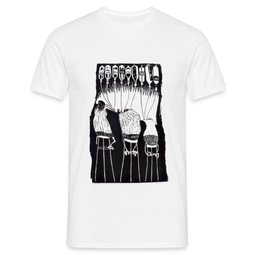 Feierabend - Männer T-Shirt