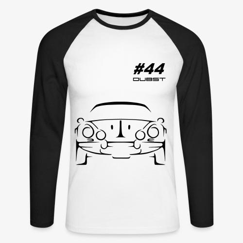 DUBST #44 RALLYE - T-shirt baseball manches longues Homme
