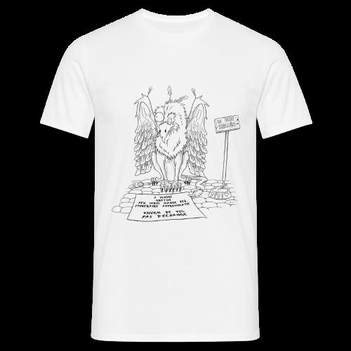 Tee-shirt homme griffon - T-shirt Homme