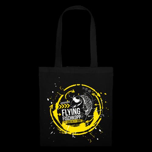 Flying Fischkopp Tasche - Stoffbeutel