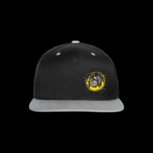 Flying Fischkopp Cap - Kontrast Snapback Cap