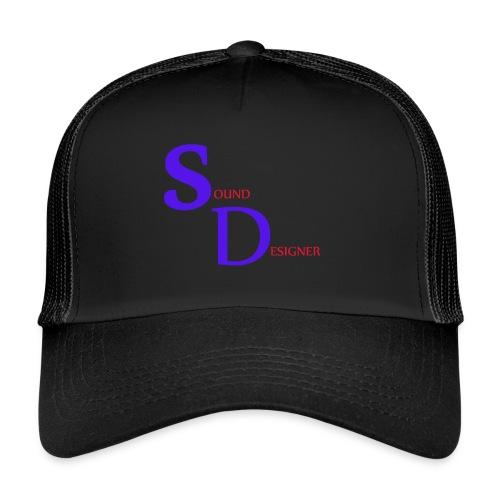 Casquette  Sound Designer - Trucker Cap