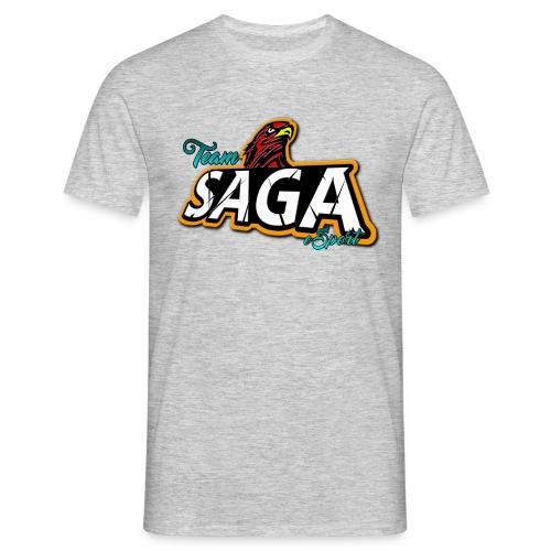 TeamSAGA Herren T-Shirt / freie Farbwahl - Männer T-Shirt