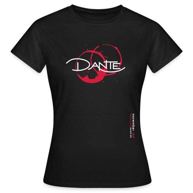 NOVEMBER RED T-shirt Standard Women
