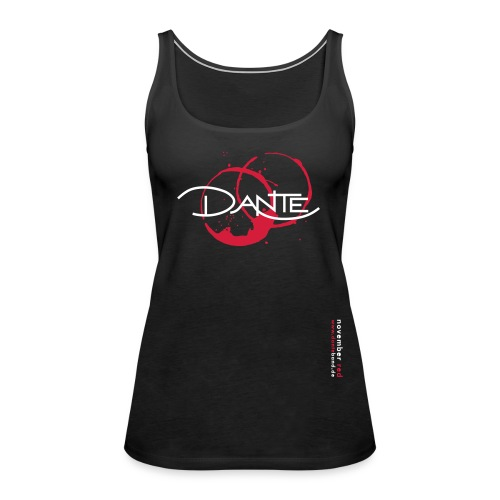NOVEMBER RED Tank Top Women - Frauen Premium Tank Top