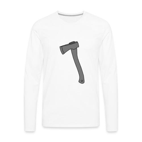 AXT Beil 2 - Männer Premium Langarmshirt