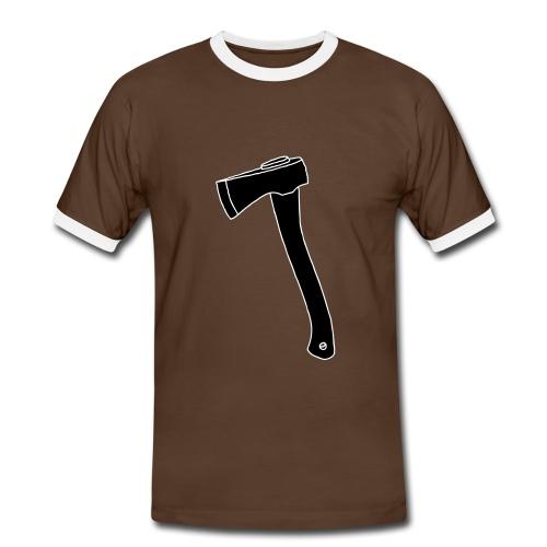 AXT Beil 2 - Männer Kontrast-T-Shirt