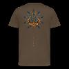 T-Shirt - Parvati Trishula by Rusty PsyFly