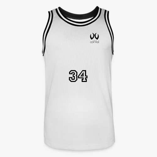 Basket-ball Logotype - Maillot de basket Homme