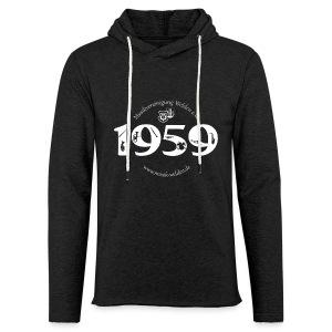 Hoodie MVW 1959 - Leichtes Kapuzensweatshirt Unisex