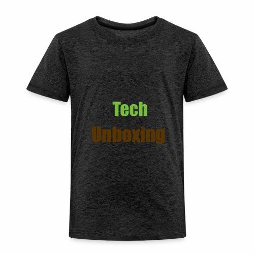 T-skjorte (Barn) Til 8 år - Premium T-skjorte for barn