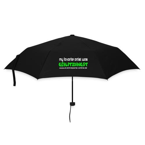 Regenschirm  GEBLITZTDINGST - Regenschirm (klein)