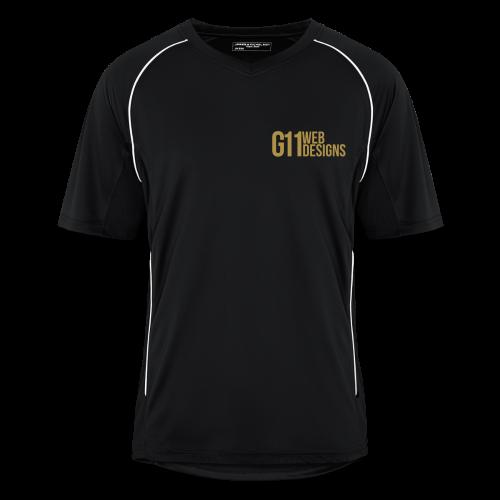 g11fodbold - Fodboldtrikot til mænd