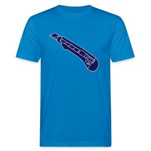 CUTTER Teppichmesser 2 - Männer Bio-T-Shirt