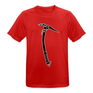 Eispickel KLETTERN 2 - Männer T-Shirt atmungsaktiv