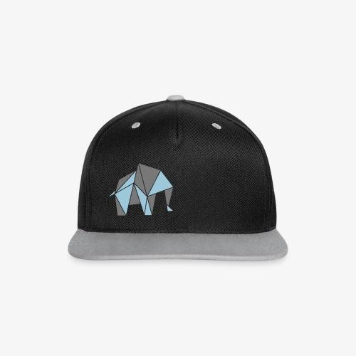 Musth snapback cap - Contrast Snapback Cap