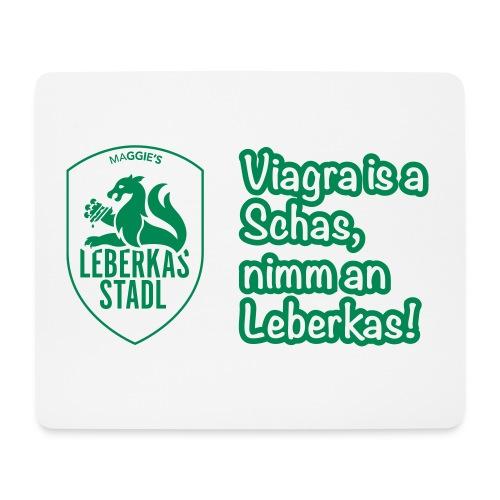Mousepad, Viagra is a Schas - Mousepad (Querformat)