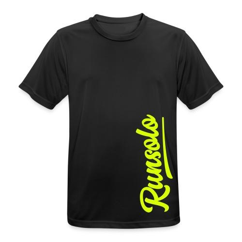 Runsolo 2 - Männer T-Shirt atmungsaktiv