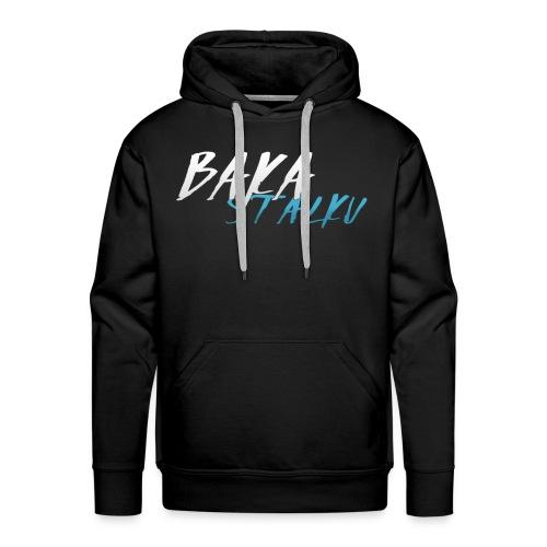 BakaSweat Homme - Sweat-shirt à capuche Premium pour hommes
