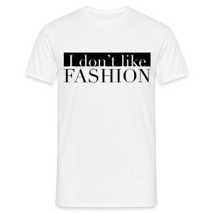 fashion - Männer T-Shirt