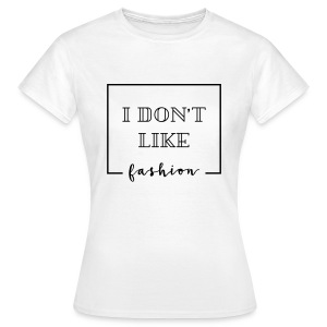 fashion 2 - Frauen T-Shirt
