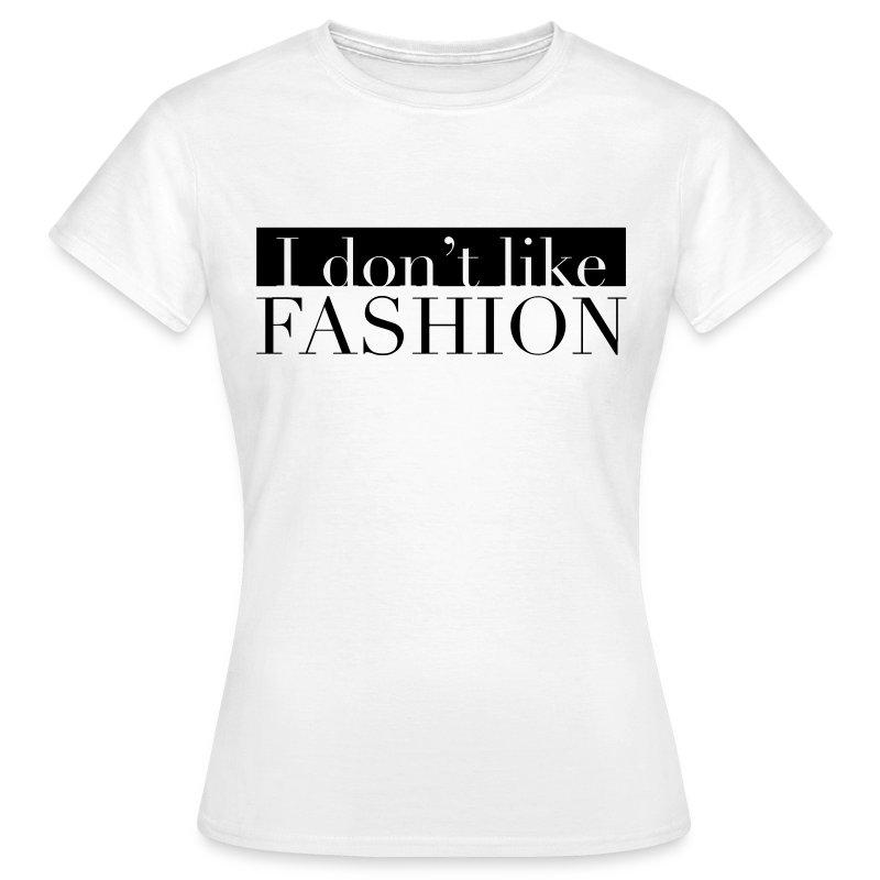 fashion - Frauen T-Shirt