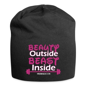 Beauty Outside Beast Inside Pipo - Jersey-pipo