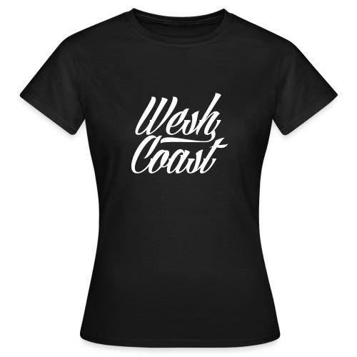 Wesh Coast - T-shirt Femme