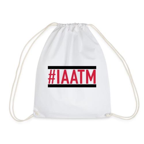 #IAATM Bag White | Limited White - Turnbeutel