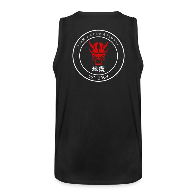 TJG Staff men, Tank Top, black