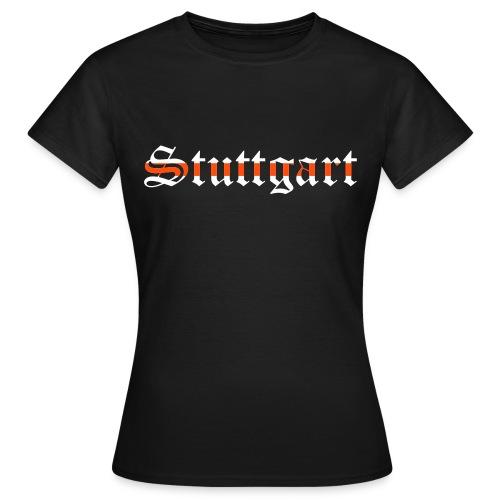 SHIRT Stuttgart - Frauen T-Shirt